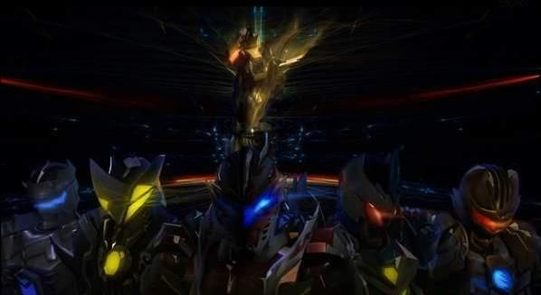 铠甲勇士模拟器截图
