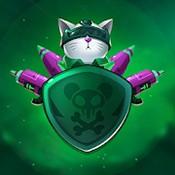 街头英雄超级猫咪战僵尸