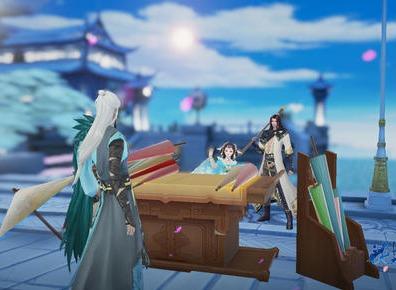 花与剑手游妖猫宝市玩法攻略 妖猫宝市怎么玩