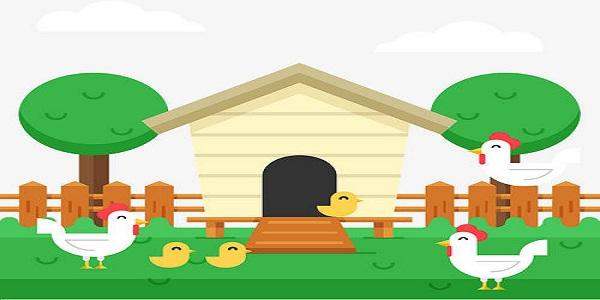 類似歡樂養雞場