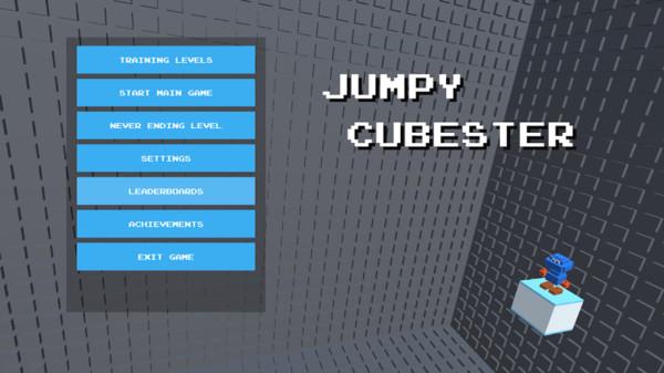 跳動的立方體截圖