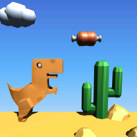 恐龙跳跃3D