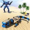 巨蜥變形機器人