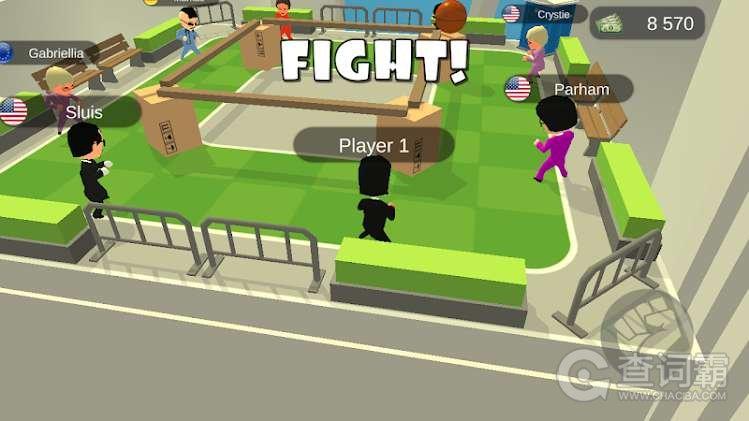 我拳击贼棒