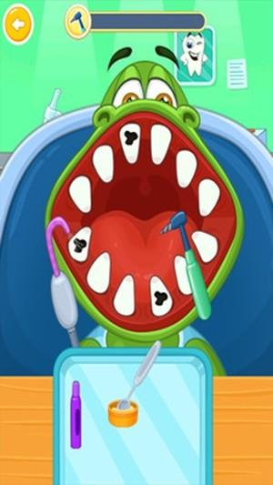儿童医生牙医截图