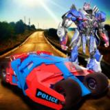 警察机器人救援模拟器