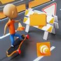 趣味滑板3D