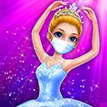 美女芭蕾舞者
