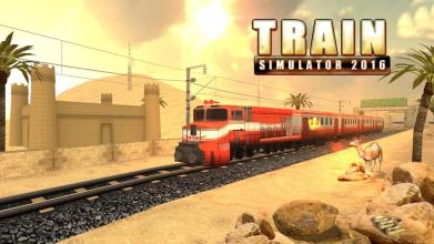 火车模拟驾驶截图