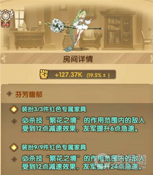剑与远征芙蕾拉家具效果怎么样 剑与远征芙蕾拉家具效果分析