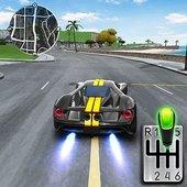 速度驱动模拟器