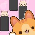 鋼琴貓瓷磚