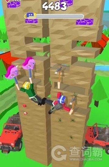 CrazyClimber游戏