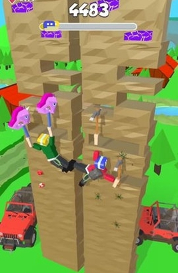 CrazyClimber游戏截图
