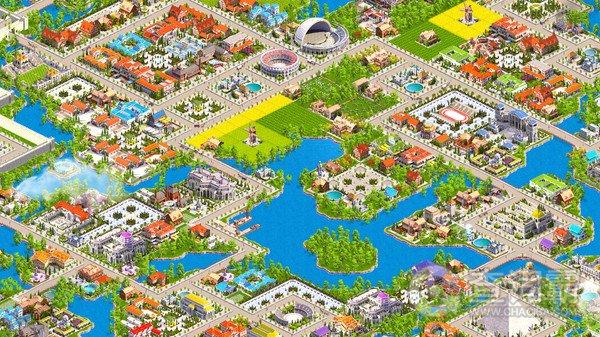 设计师城市
