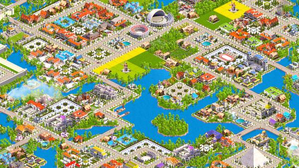设计师城市截图