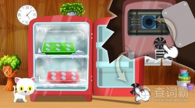 冰淇淋制造机