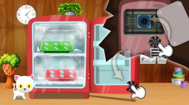 冰淇淋制造机截图
