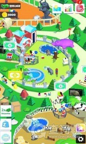 放置动物园岛屿