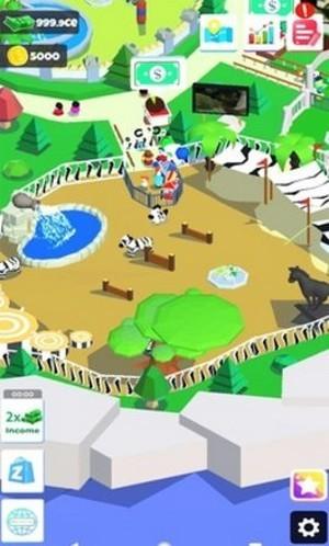 放置动物园岛屿截图