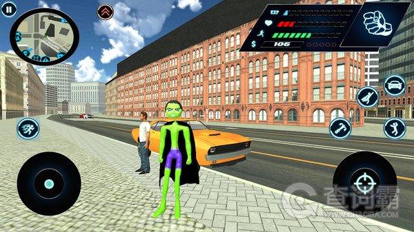 绿巨人绳索英雄