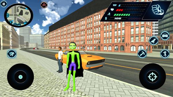 绿巨人绳索英雄截图