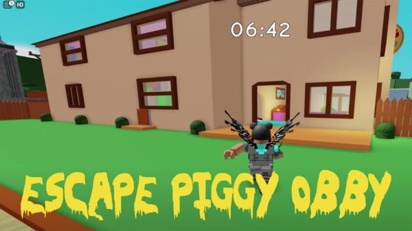 邻居小猪逃生截图