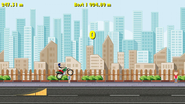自行车冠军截图