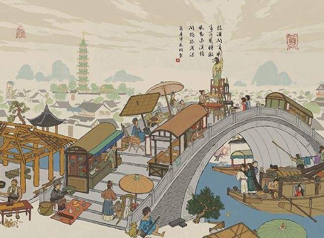江南百景图杭州怎么布局 江南百景图杭州布局图一览