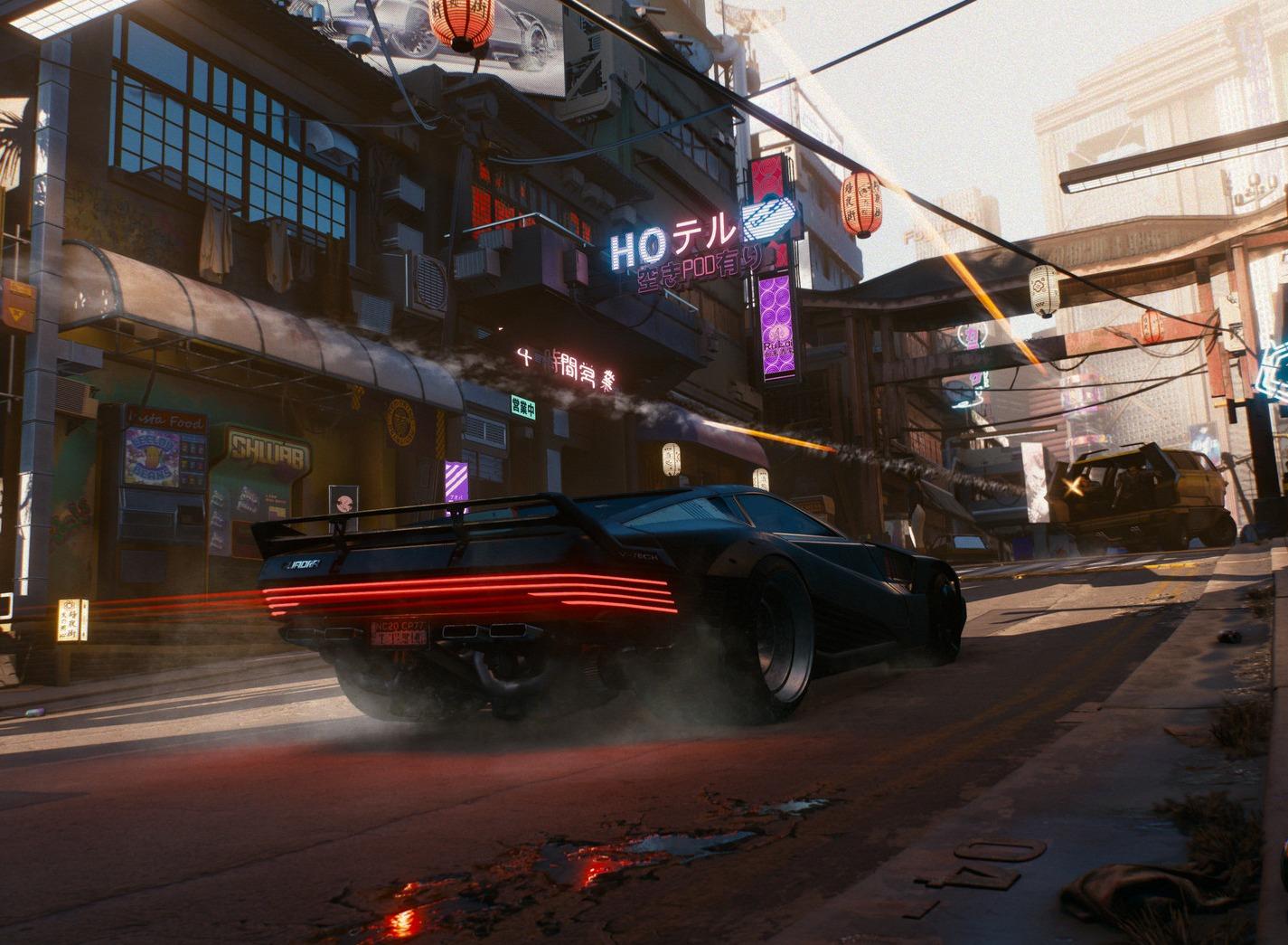 赛博朋克2077夜之城地图 赛博朋克2077夜之城有多大