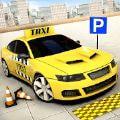 大型出租車停車場