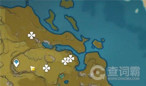 原神石珀采集位置一览 石珀哪里比较多