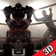 真正的钢铁机器人3D