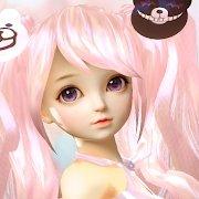 粉色公主化裝舞會3D