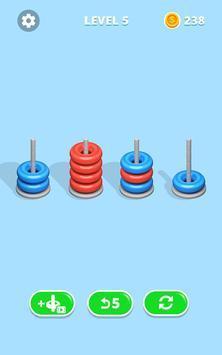 3D圆圈分类截图