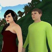 玛丽安娜3D互动故事