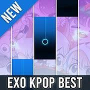 EXO钢琴瓷砖最佳KPOP