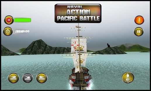 海军太平洋战役截图