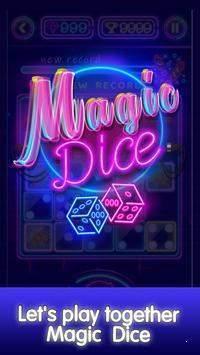 魔法骰子合并时间截图