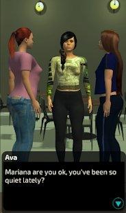 玛丽安娜3D互动故事截图