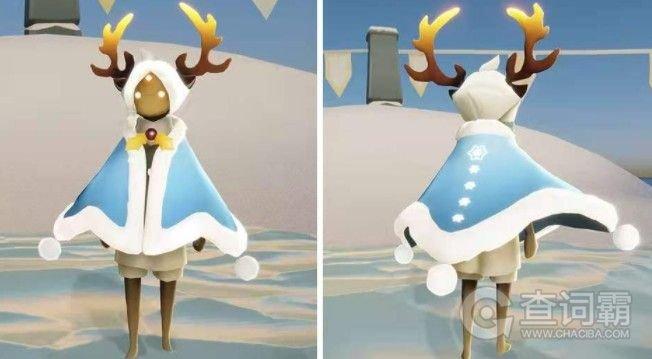 光遇圣诞节鹿角头饰多少钱?圣诞节鹿角头饰什么时候上线?图片3