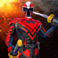 英雄戰隊忍者戰士游戲