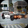 開警車模擬駕駛員