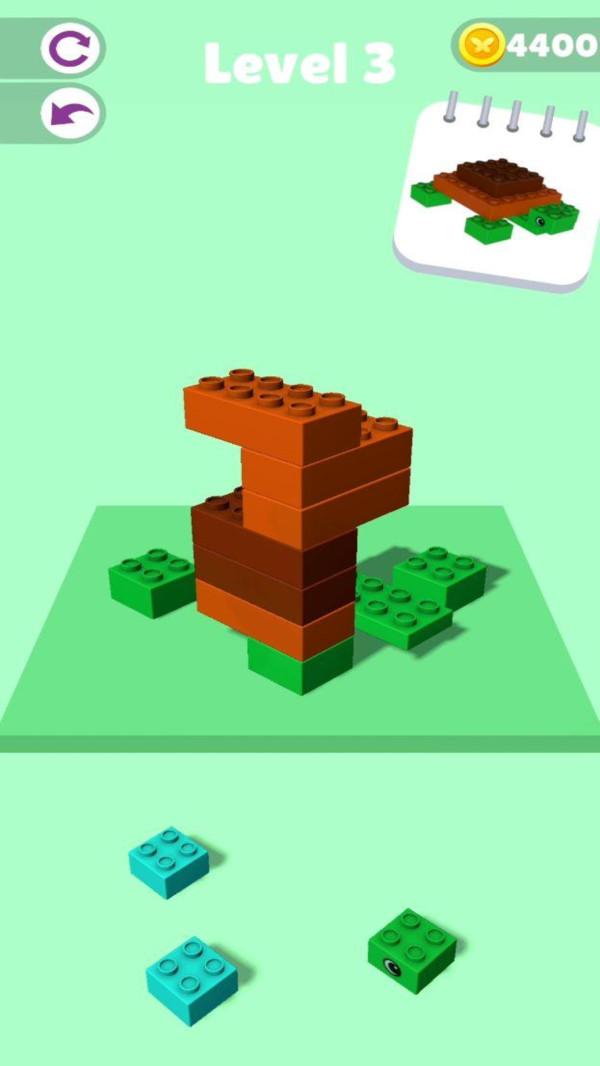 方块建造者截图
