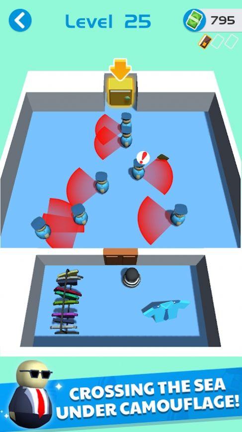 小偷特工3D截图