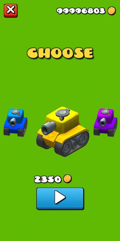 坦克追逐截图