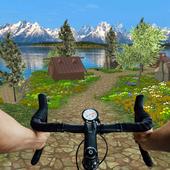 自行车特技3D游戏2021