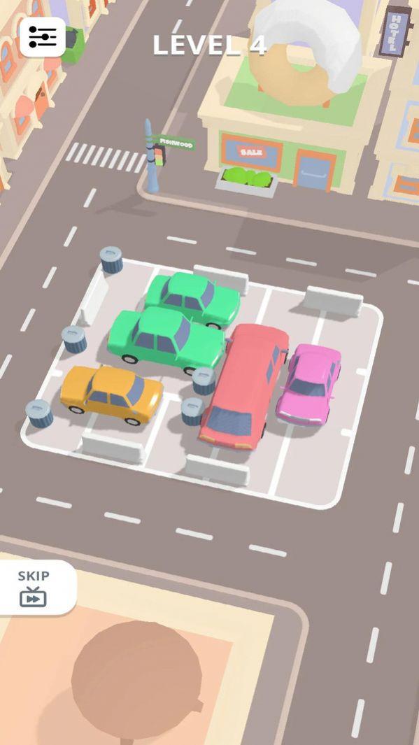 狂热停车3D截图