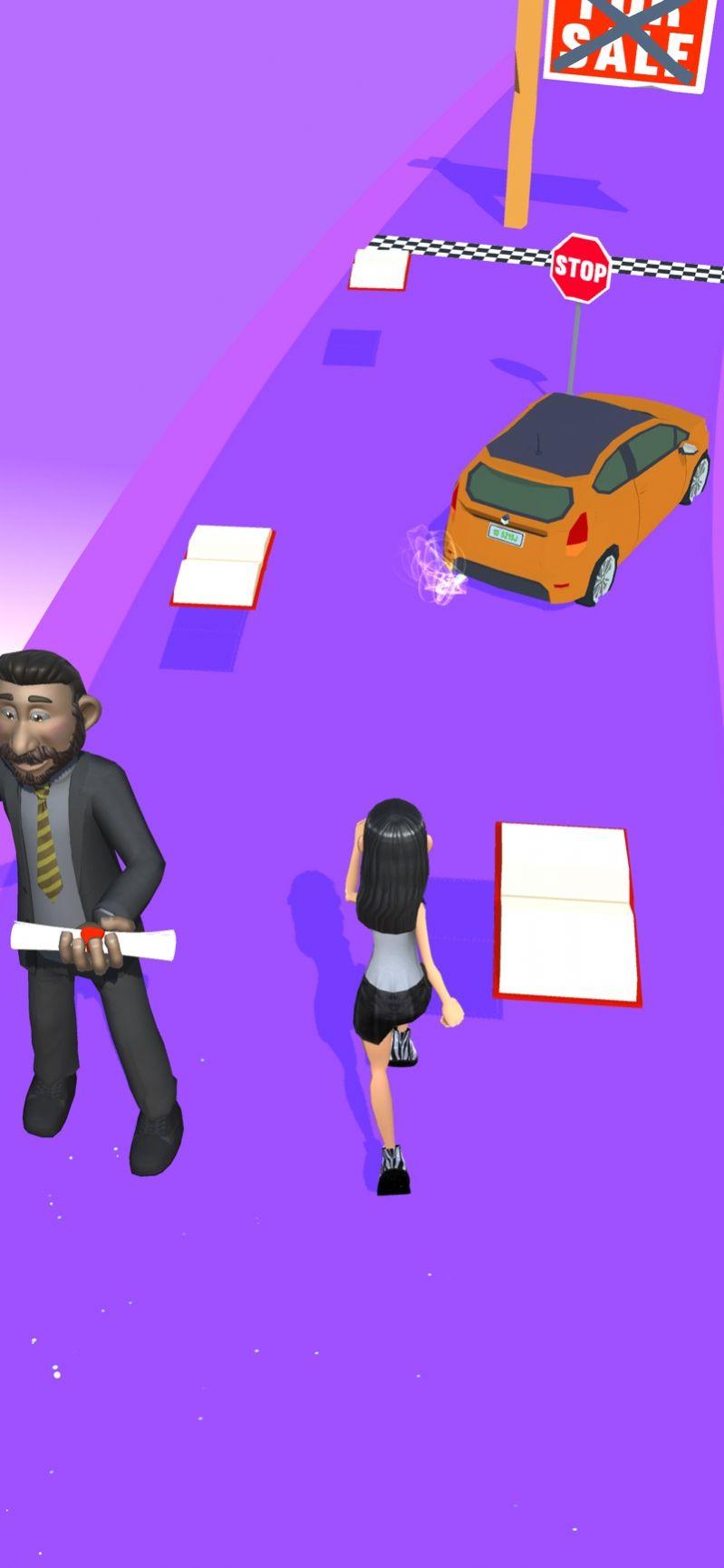 人生奔跑者3D截图