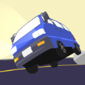 小型货车漂移
